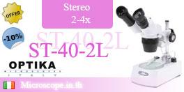 กล้องสเตอริโอ Optika ST-40-2L